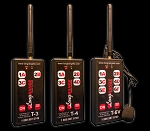 T-3, T-4 & T-6 Digital Transmitter w/ Voice Activation Option